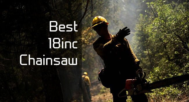 Best 18 Inch Chainsaw